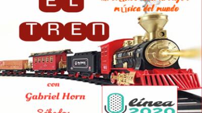 Linea2020 | EL TREN